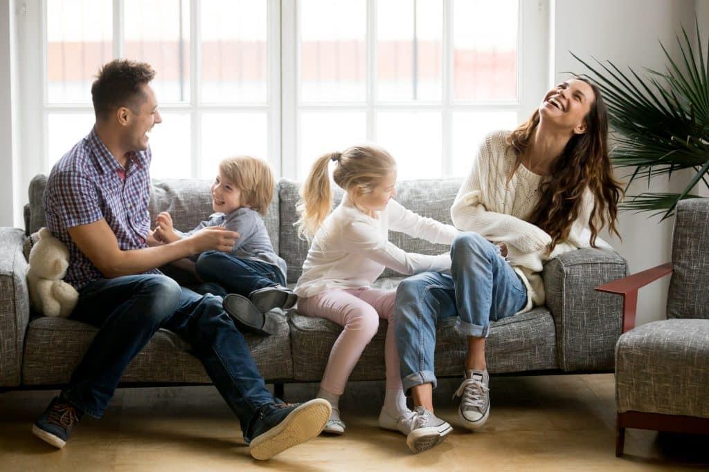 Comment conserver le bonheur dans la famille ?