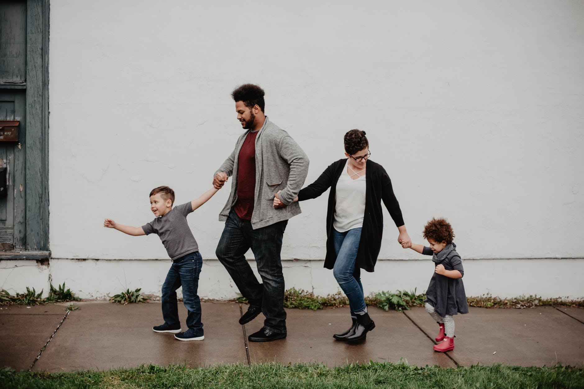 Famille recomposée: comment réussir?